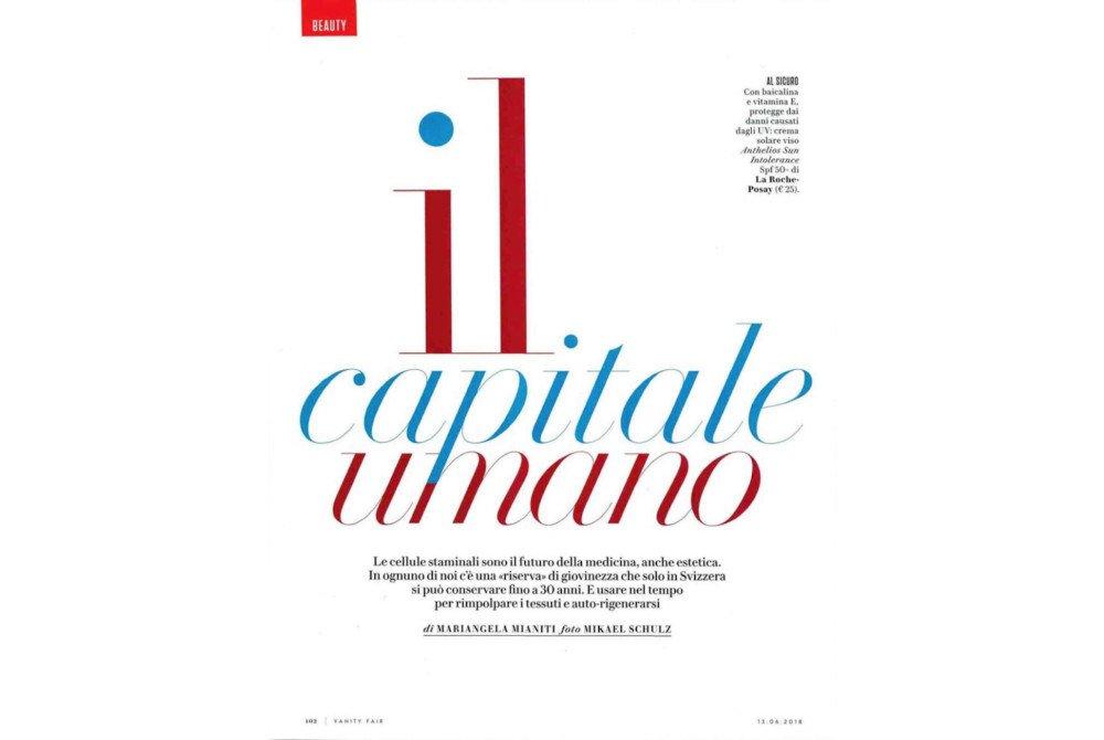vanity fair il capitale umano revised